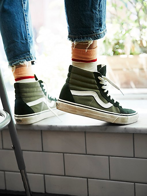 Product Image: Two-Tone sk-8 Reissue High Top