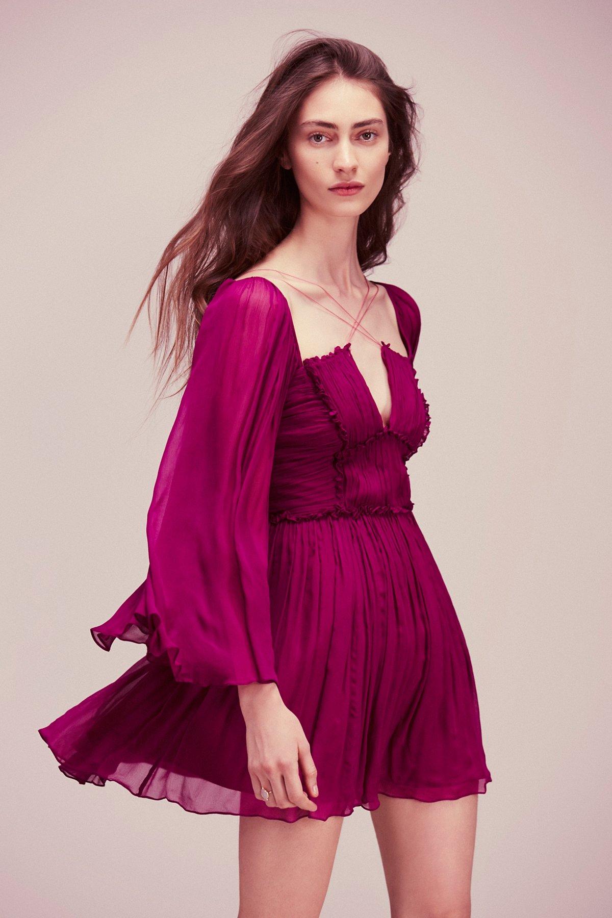 Aquarius Mini Dress