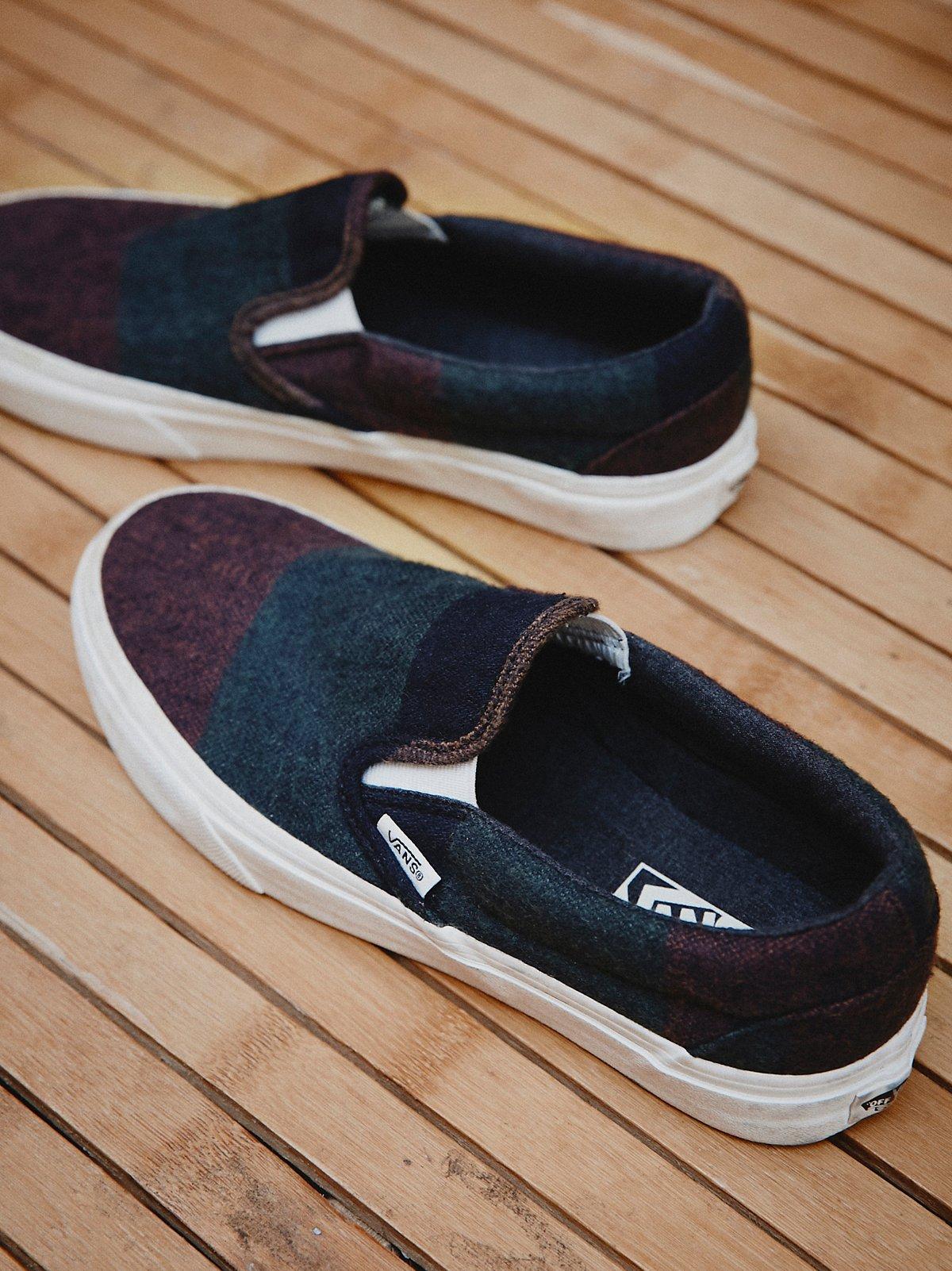 羊毛运动懒人鞋