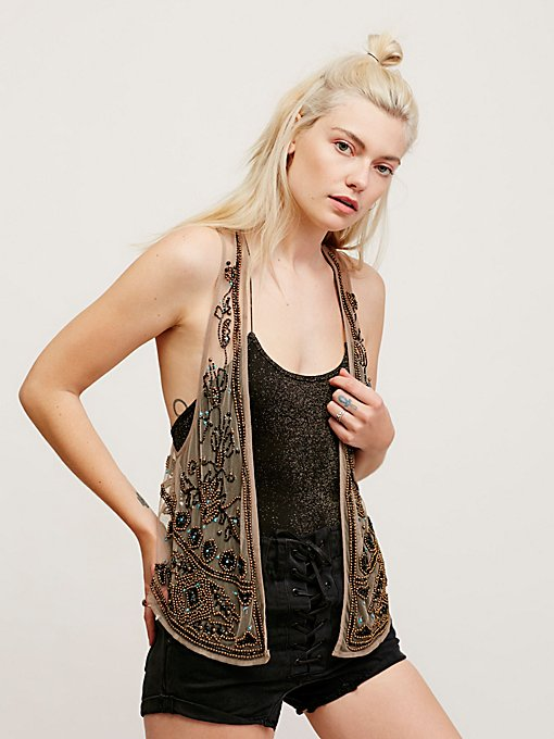 Product Image: Beaded Summer Vest