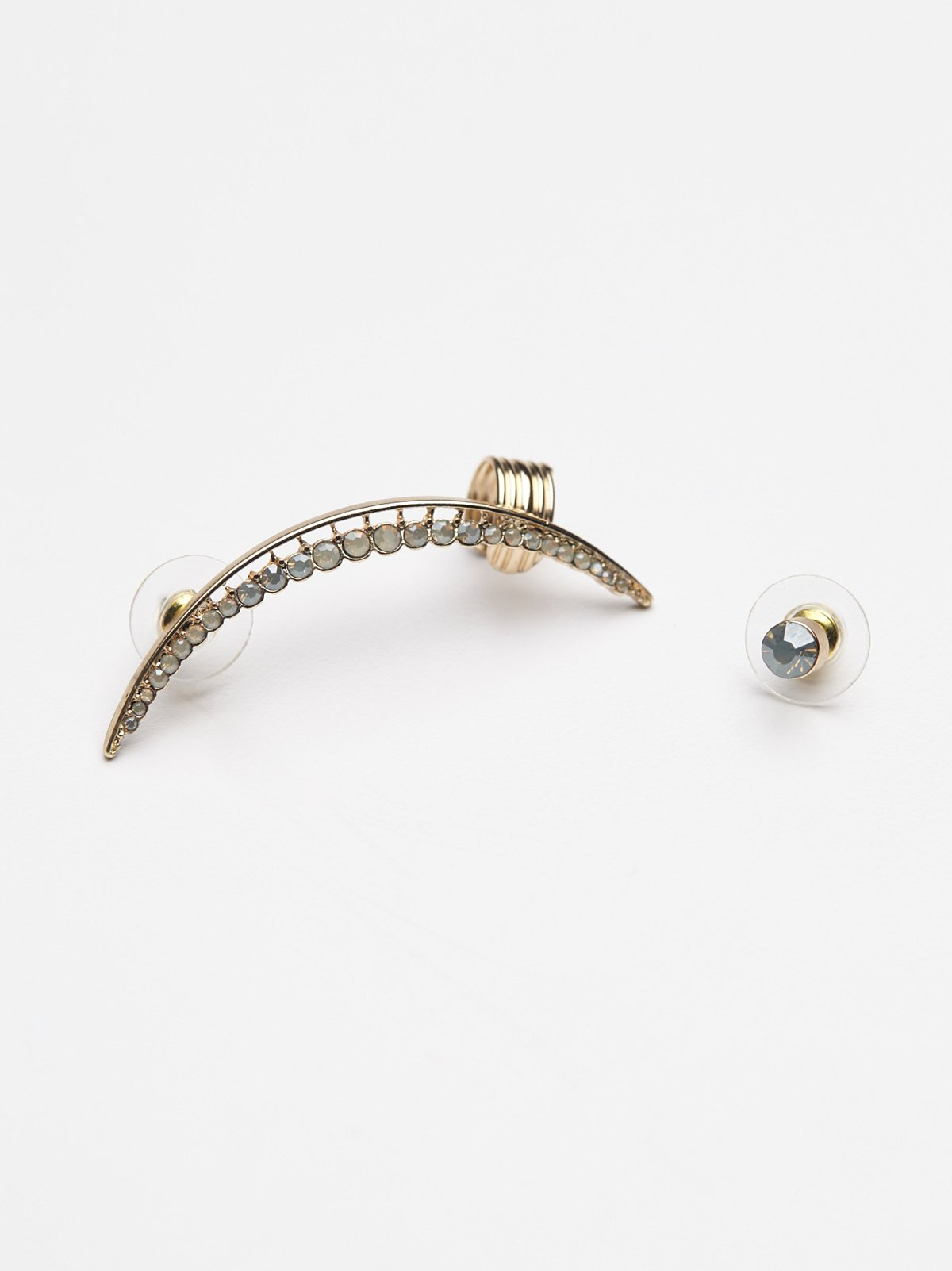 Shoot for the Moon Ear Cuff