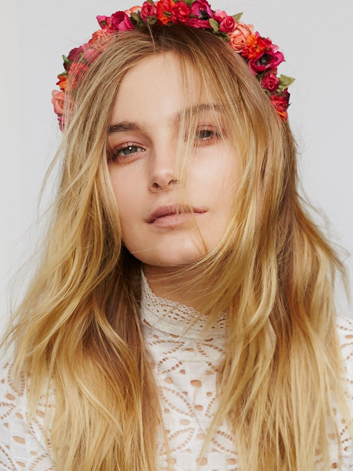 Frida Floral Headband