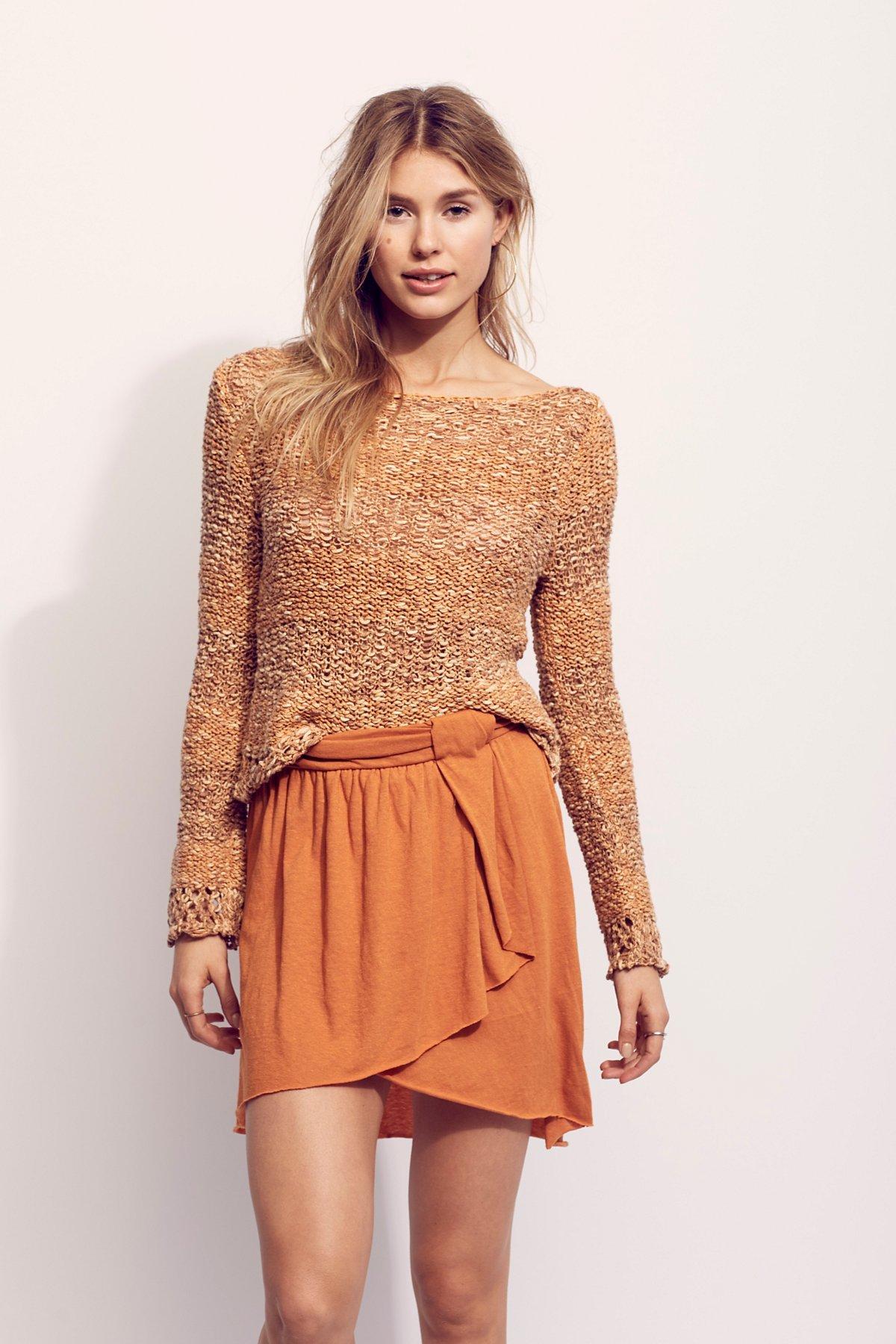 Geneva Mini Skirt