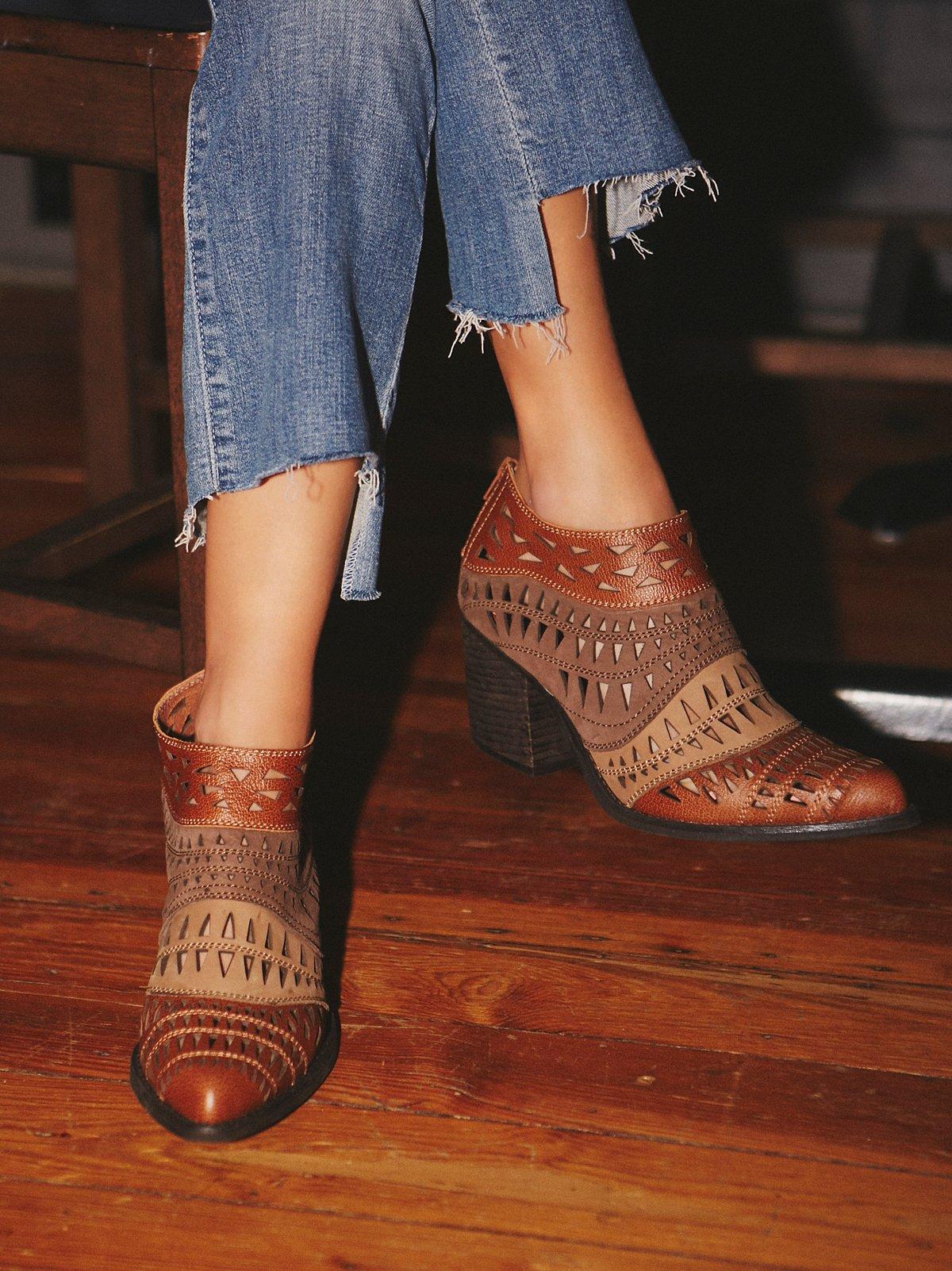 Greyjoy Ankle Boot