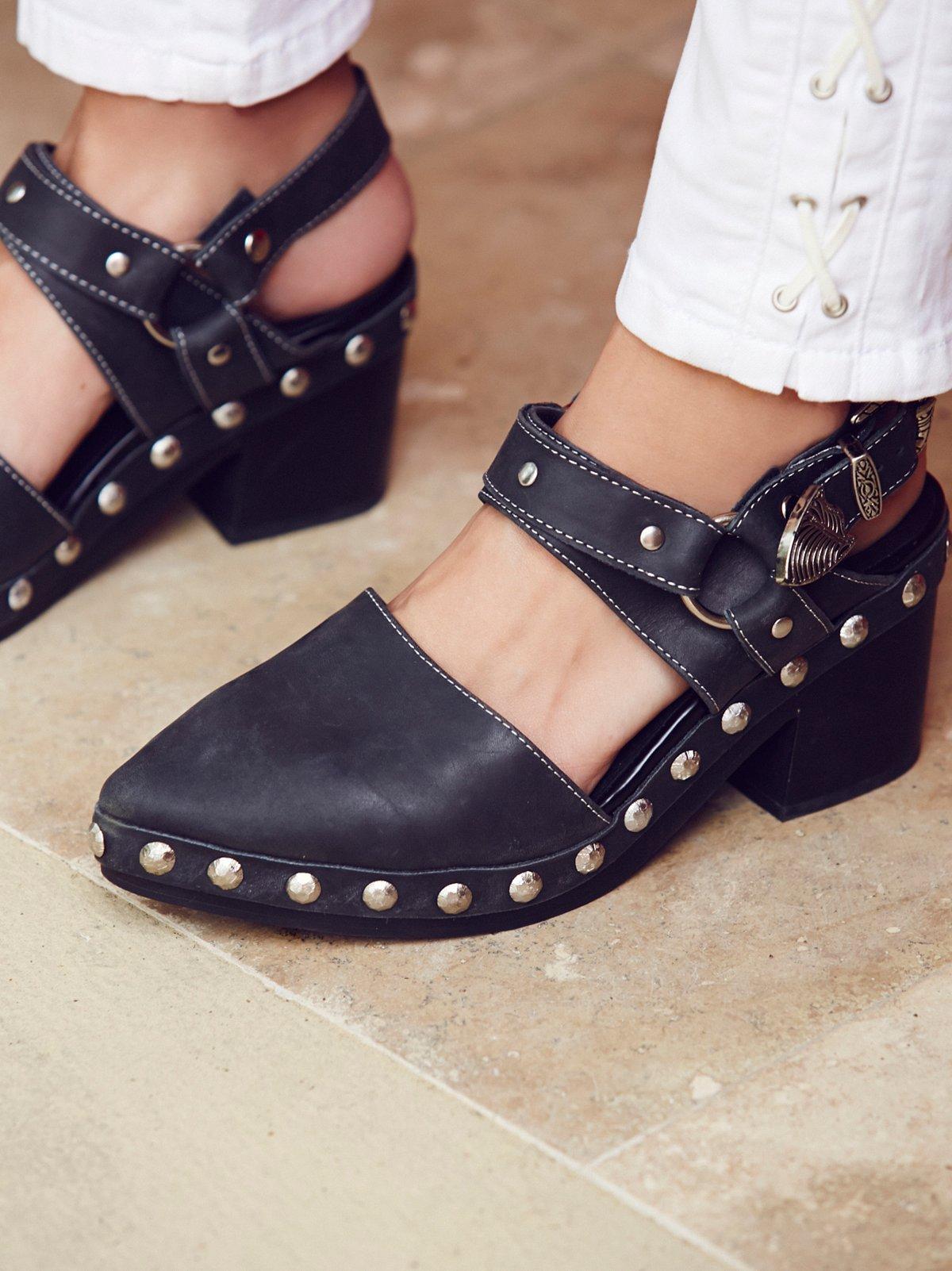 Winchester Heel