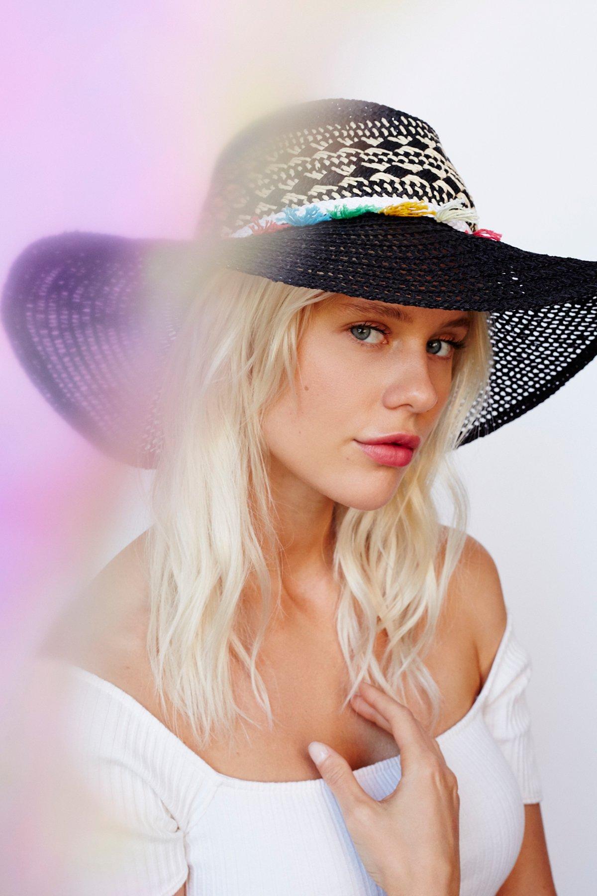 Fiesta Straw Hat