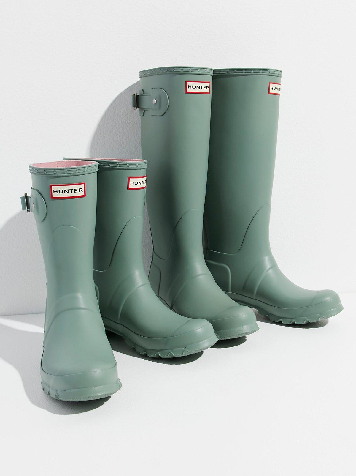 Hunter威灵顿雨靴