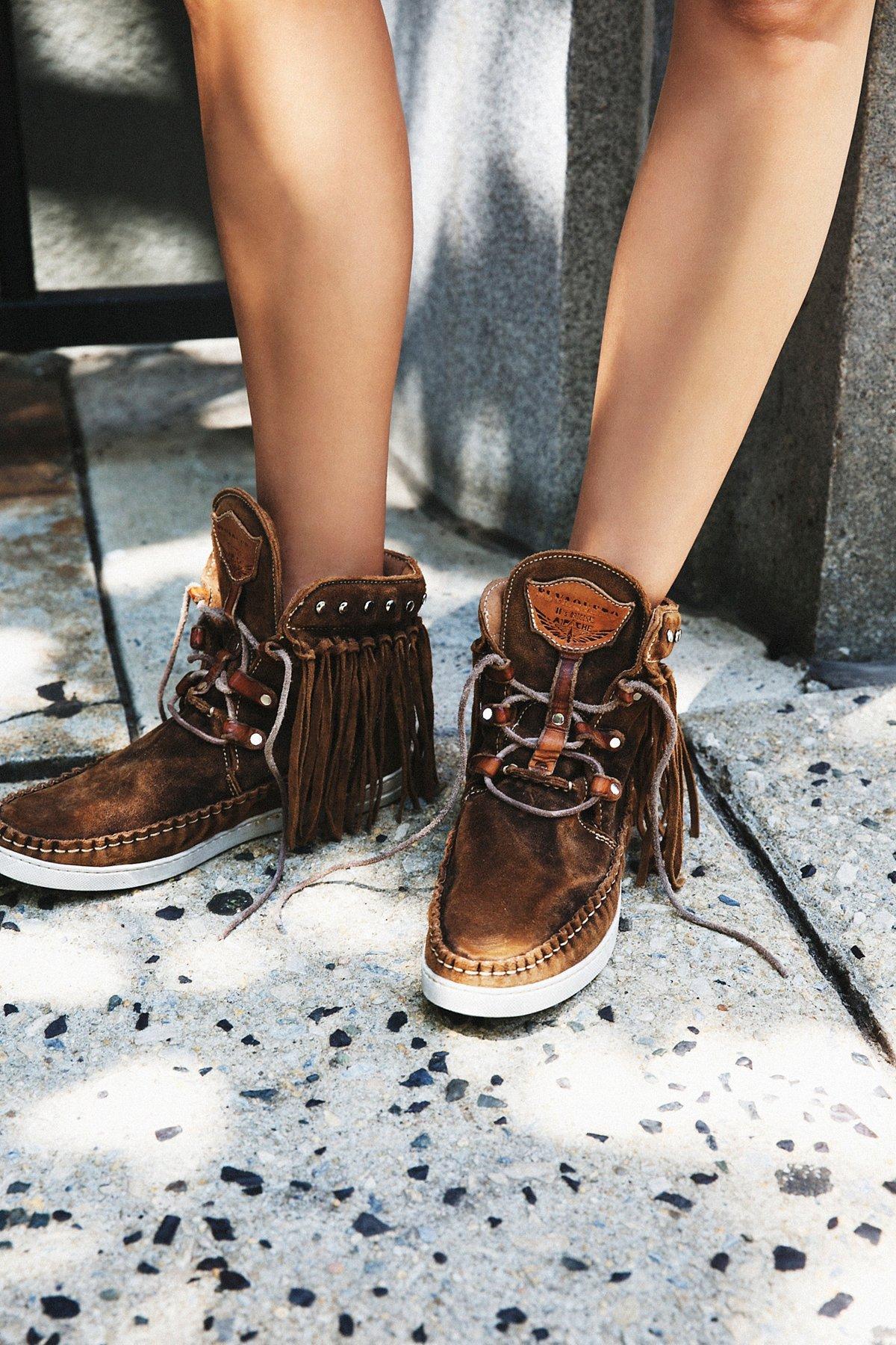 Maze Runner Ankle Boot