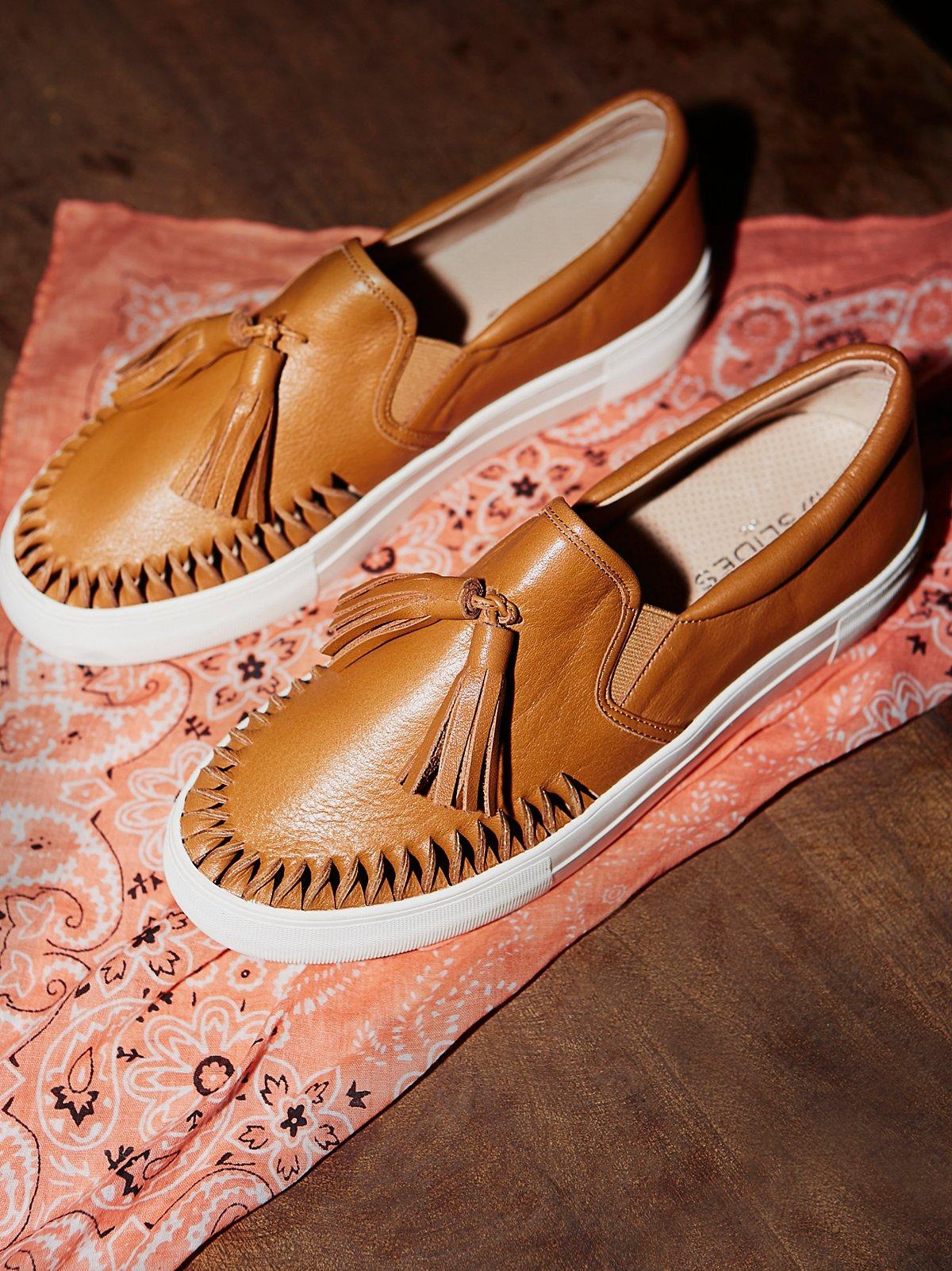Lindy Slip-On Sneaker