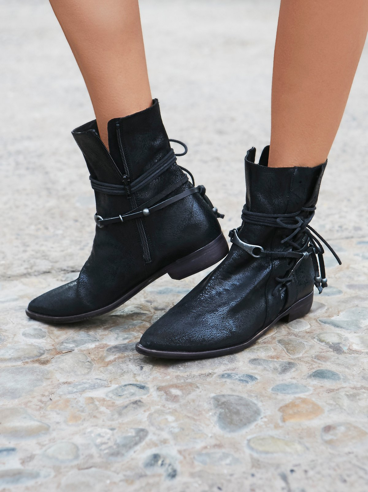 Lannister Ankle Boot