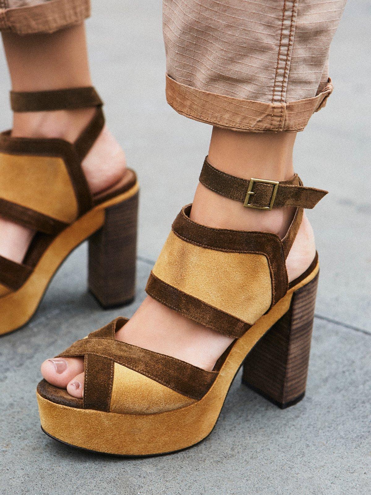 Sansa松糕鞋