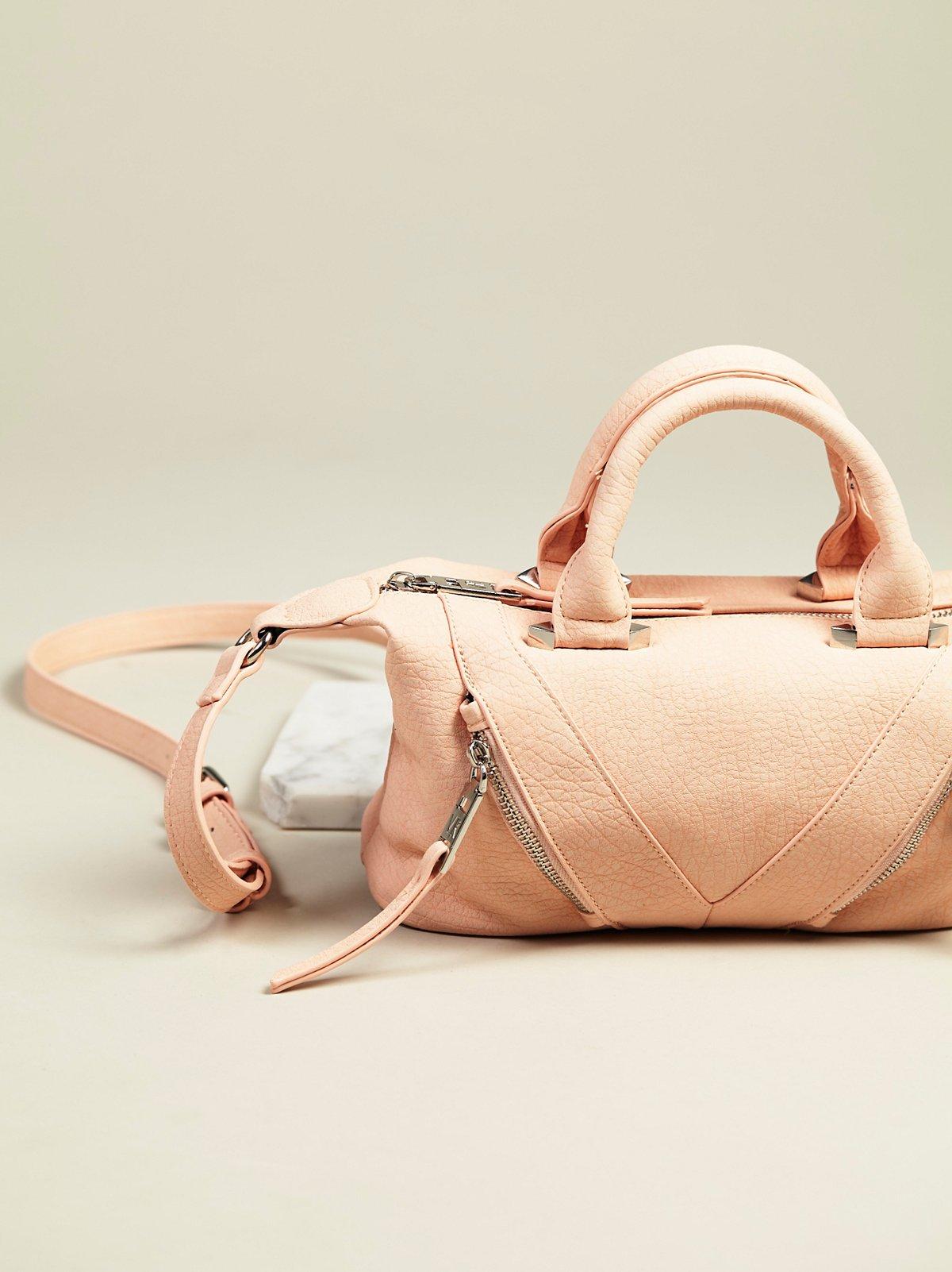 Drew Mini Satchel Bag