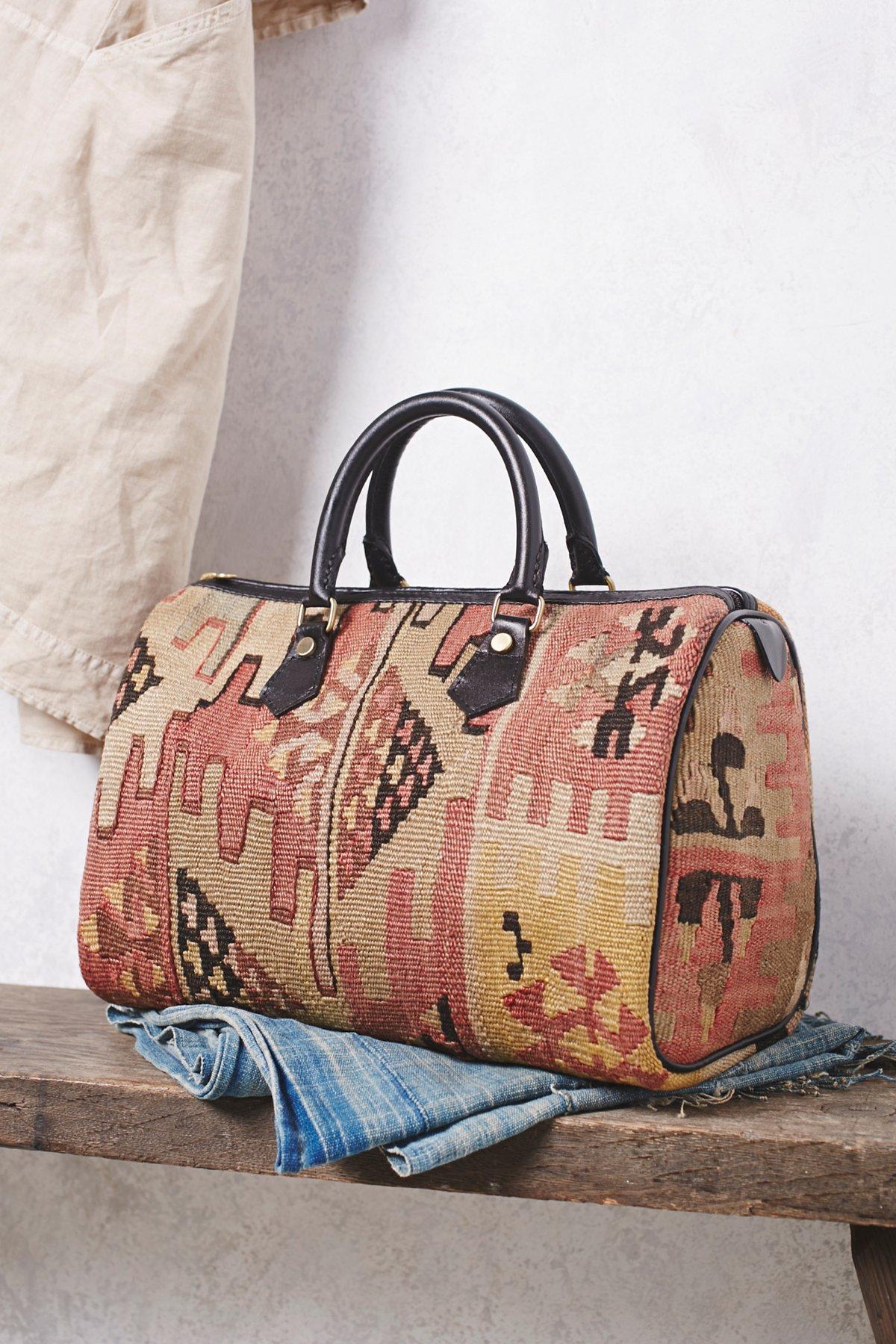 Artemis Vintage Kilim Bag