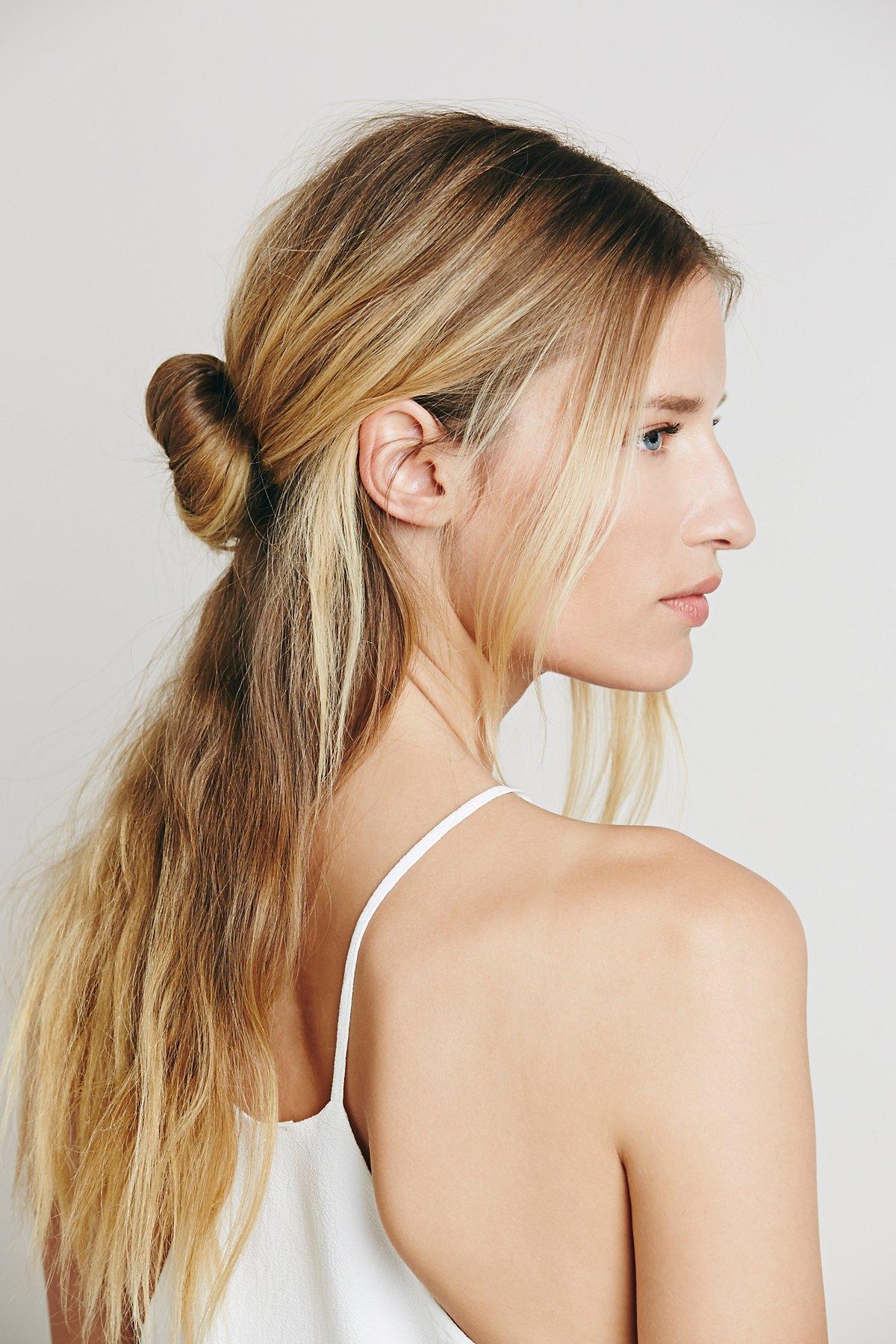 Half Hair Wrap