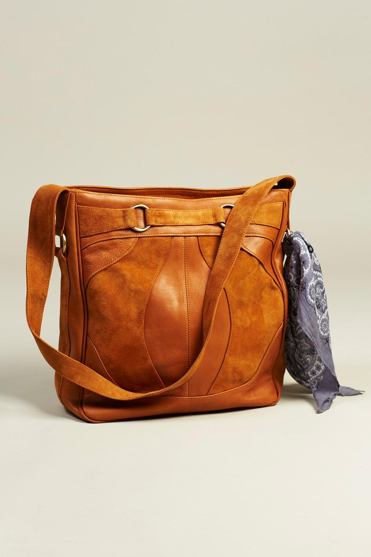 Copenhagen Leather Tote