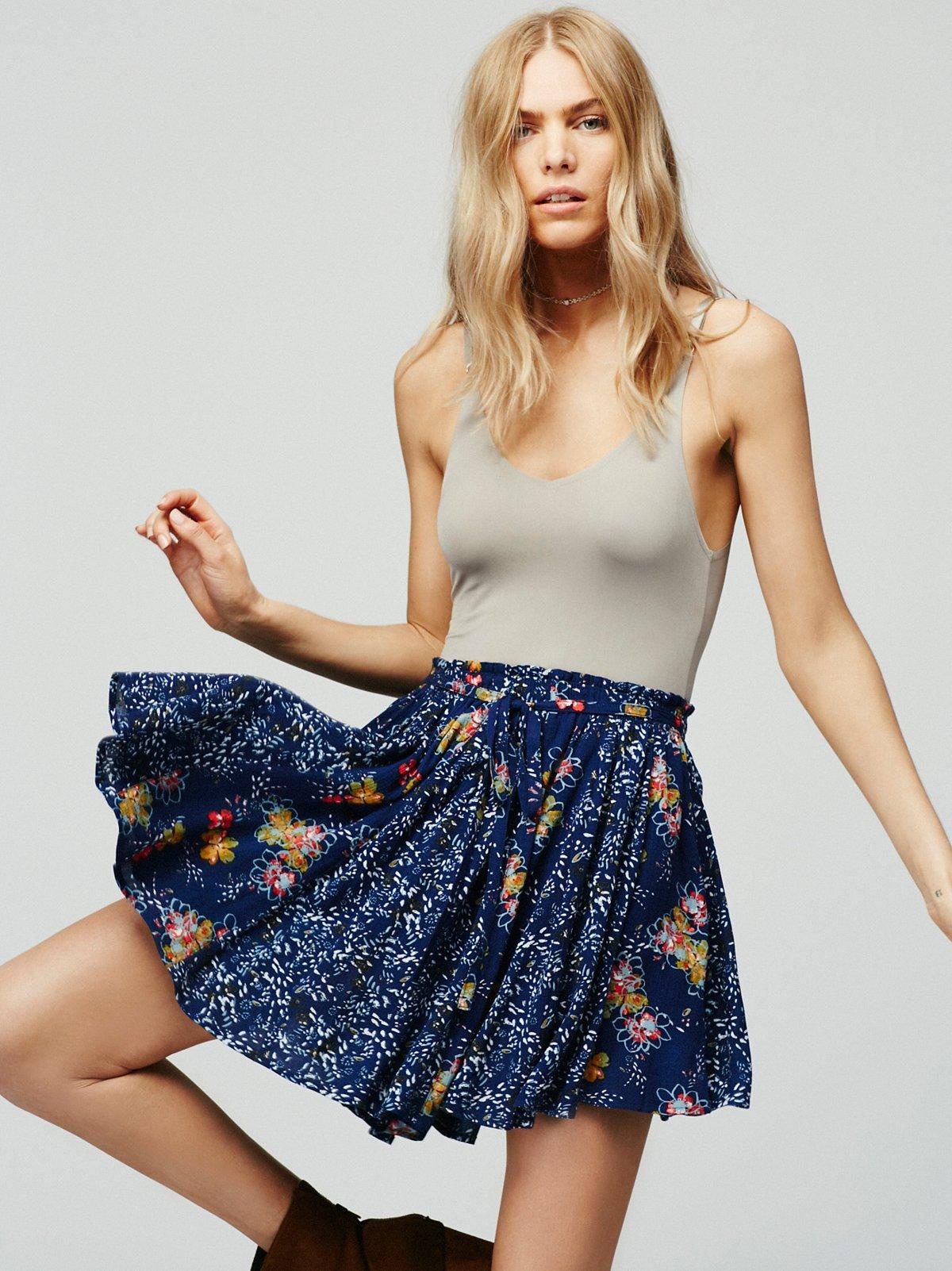 FP X Bricolage Mini Skirt