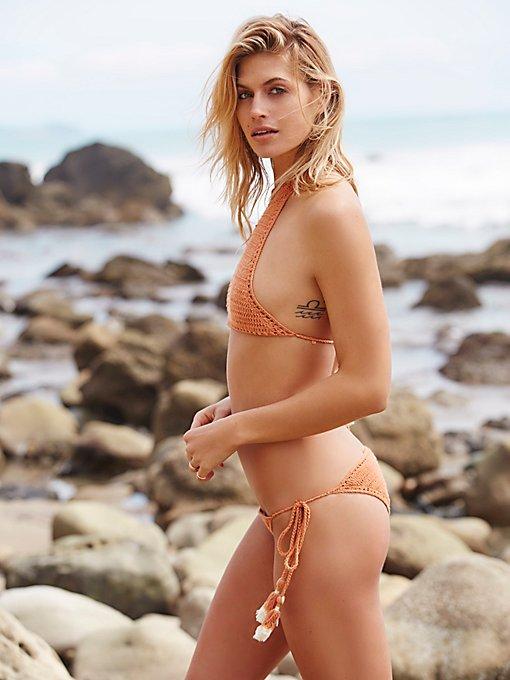 Product Image: Savarna Tie Side Bikini Bottom