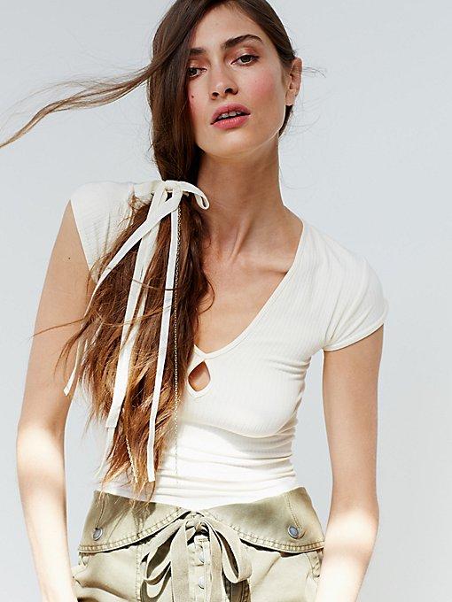 Product Image: Charlotte Velvet Hair Tie