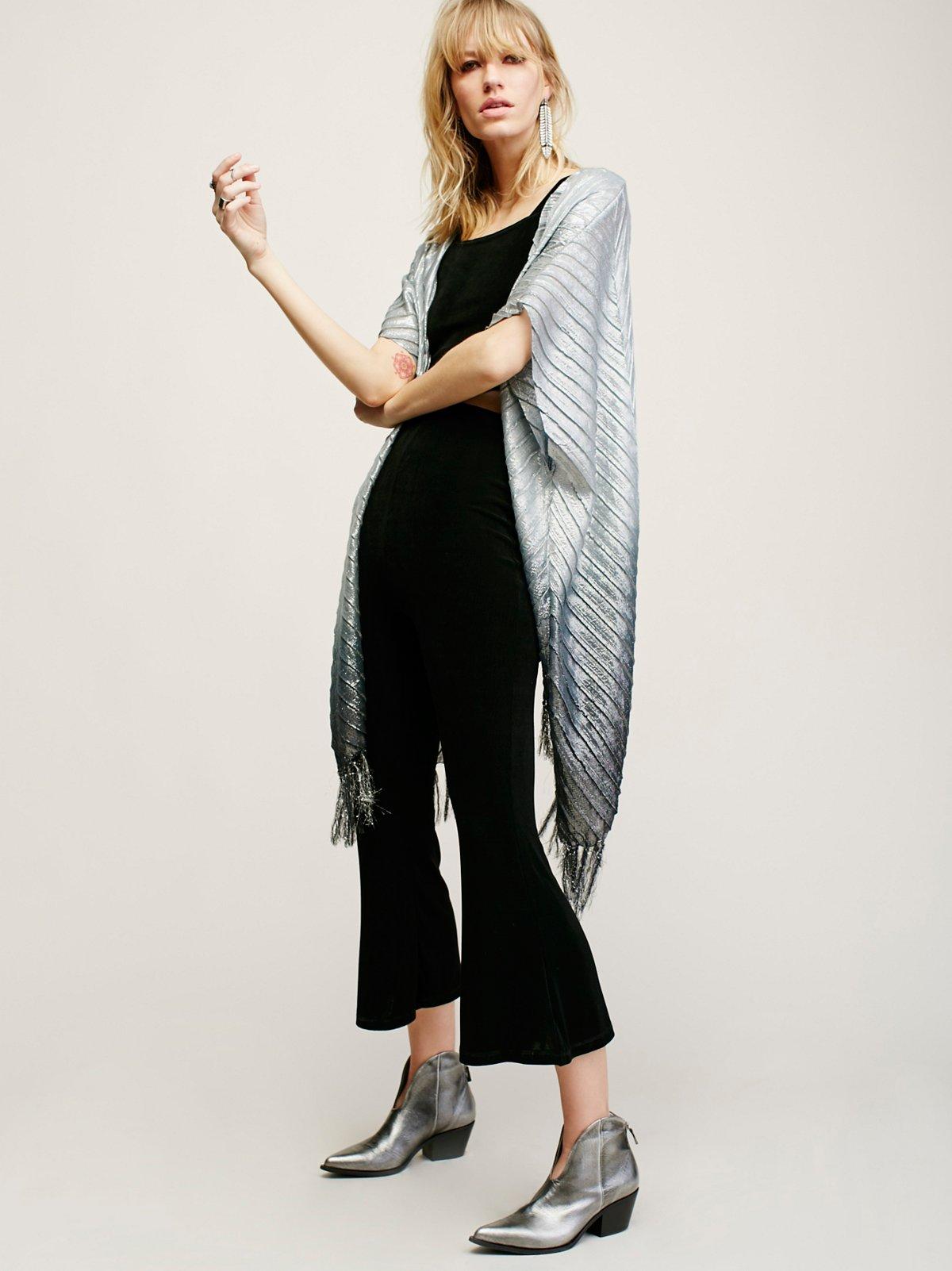 Ombre Shimmer Kimono