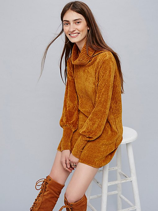 Product Image: New Moon Chenille Tunic