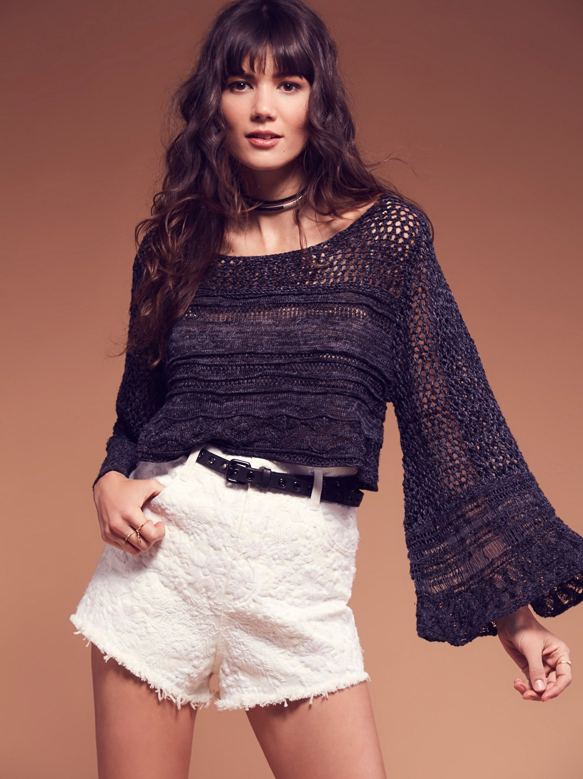 Luna Cropped Top