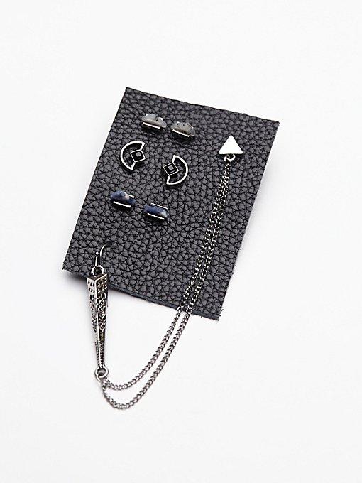 Product Image: Draped Earring Set
