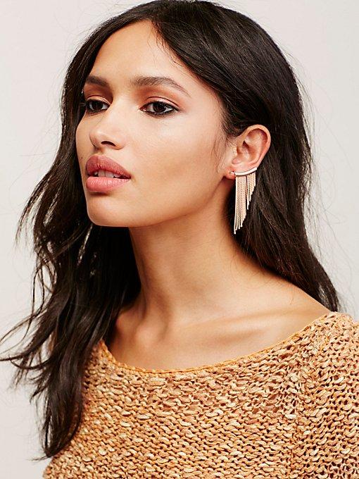 Product Image: Fringe Ear Pins
