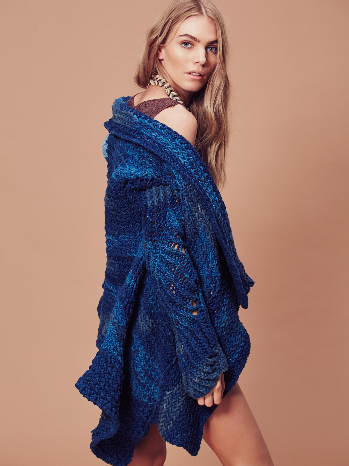 海水蓝夹克