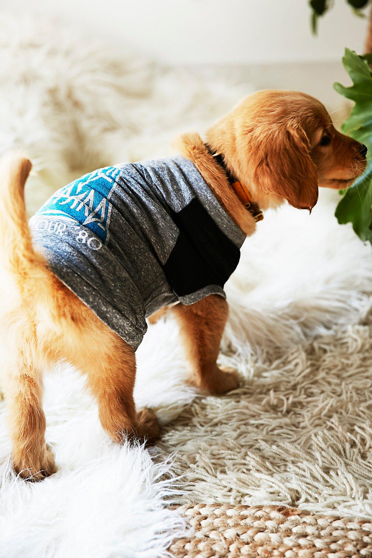 Def Leppard Puppy Tee
