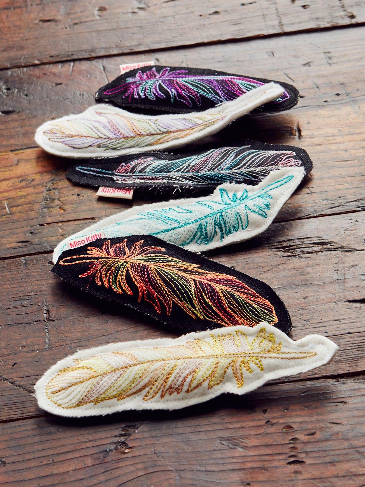 Catnip Feathers