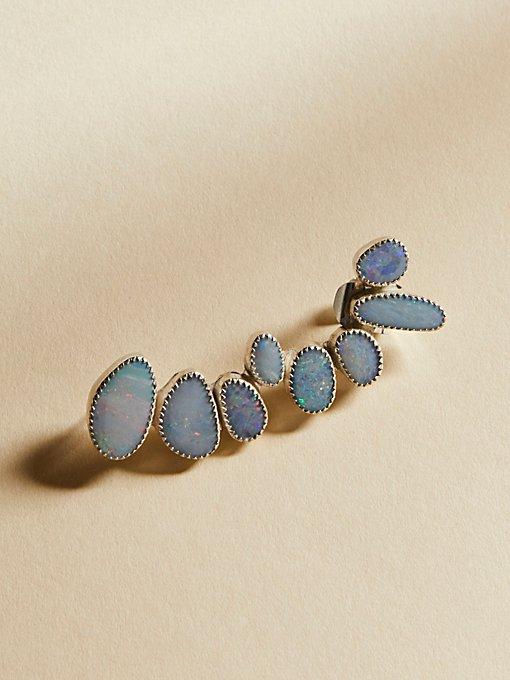Product Image: Turquoise Stone Ear Climber