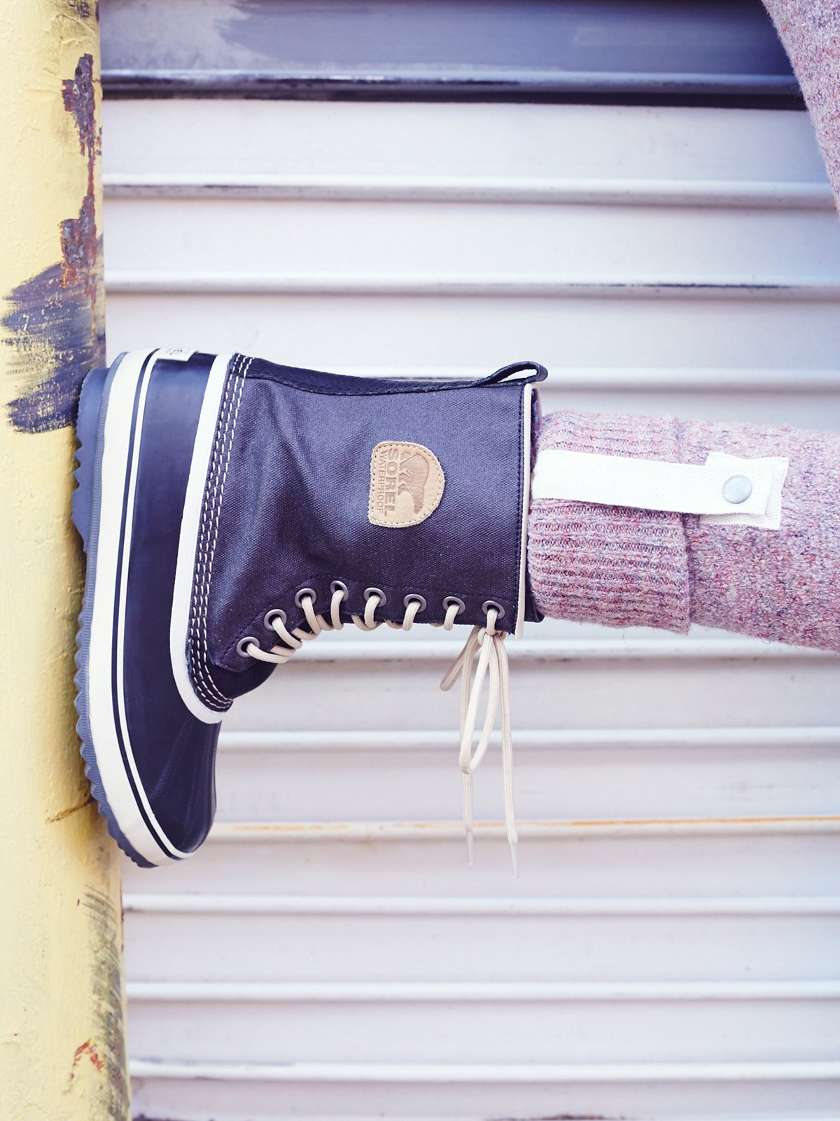 1964帆布保暖靴