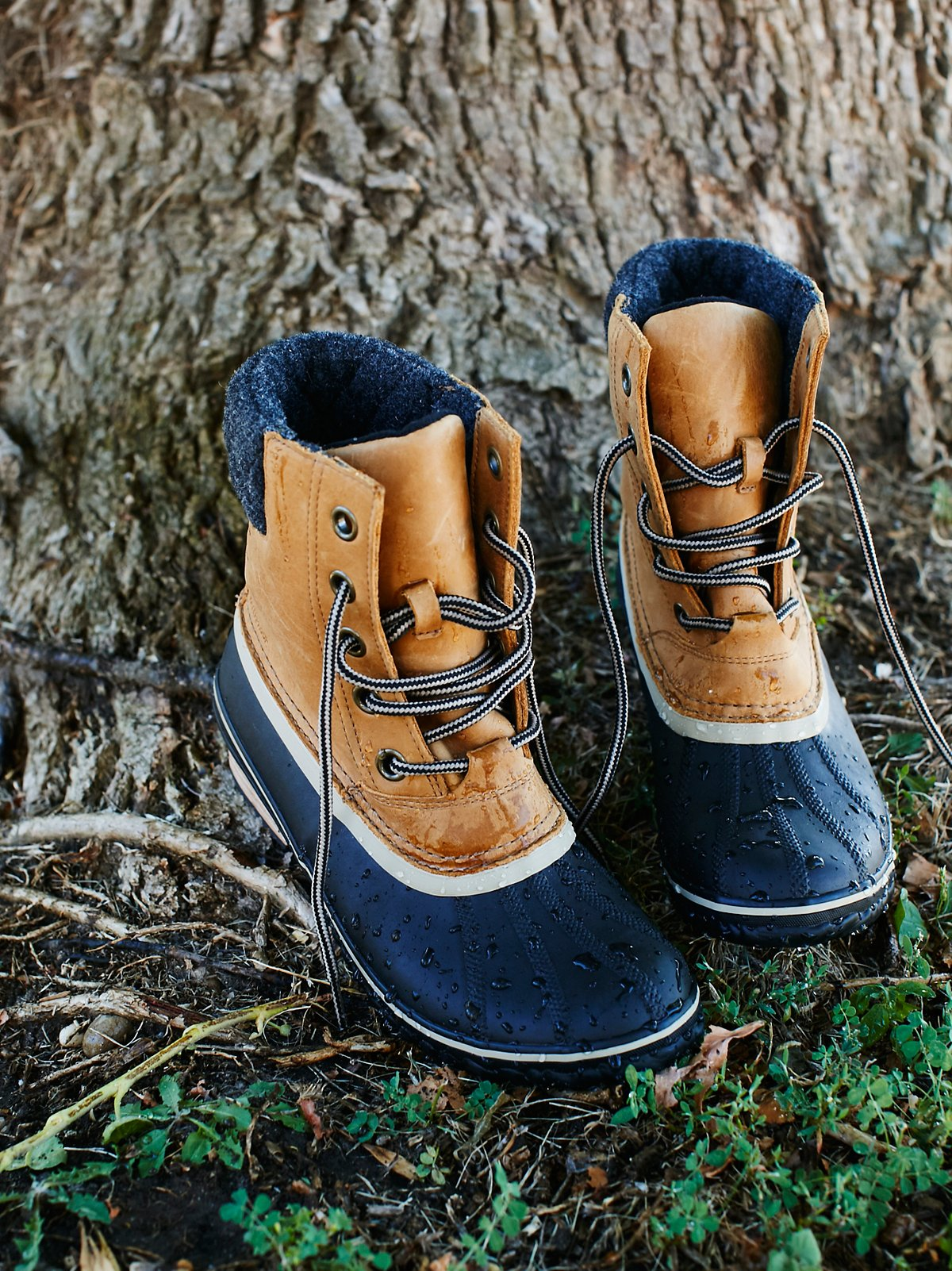 Slimpack II Lace Up Weather Boot
