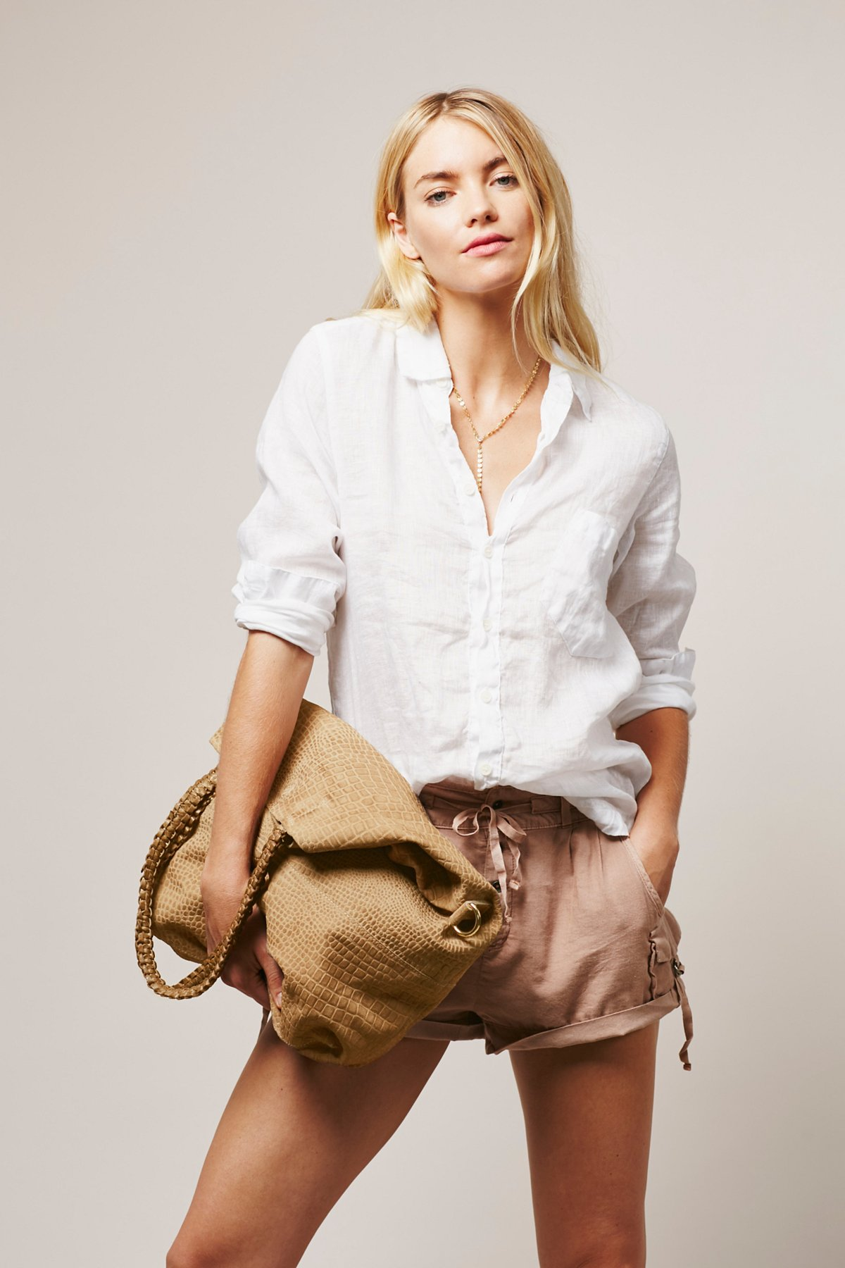 Hartley Distressed Tote