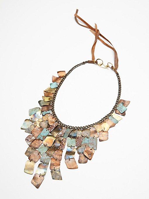 Product Image: Mosaicos Patina Collar