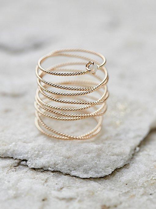 Product Image: Amelia Opal Wrap Ring