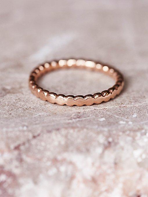 Product Image: Tiny Diamond Band Ring