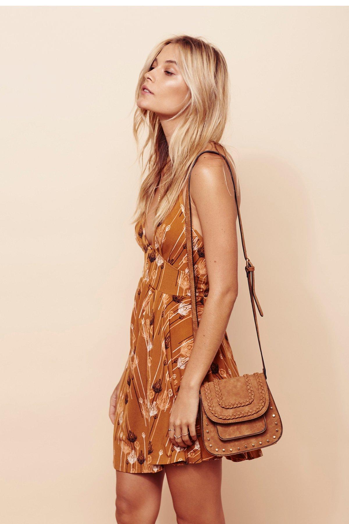 Aria Saddle Bag