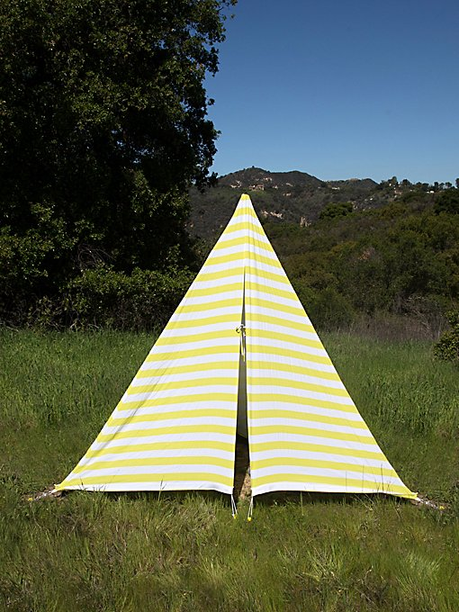Product Image: Yellow Antigua Tent