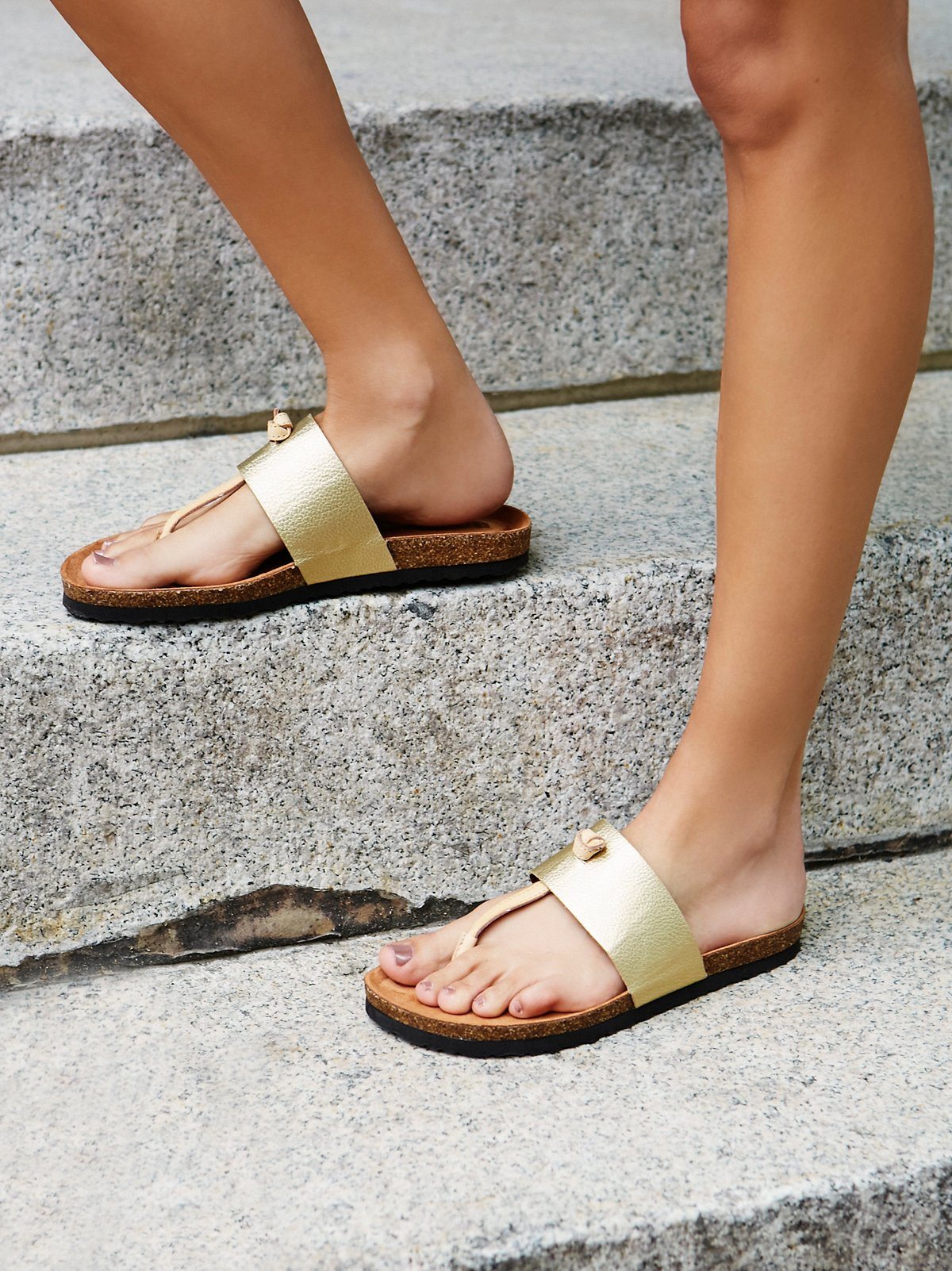 Vegan Lynx Slip-On Sandal