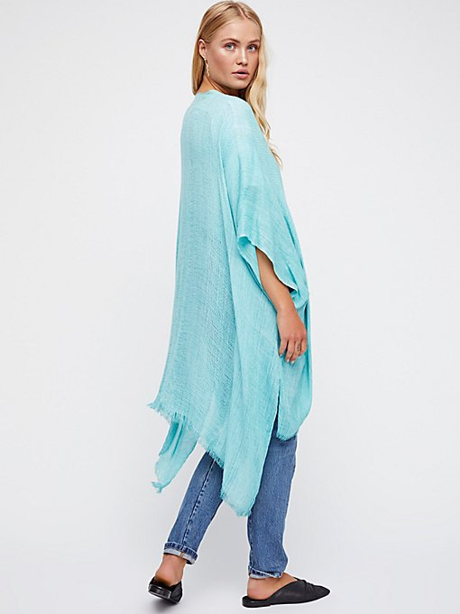 Product Image: Day Dream水洗和服式上衣