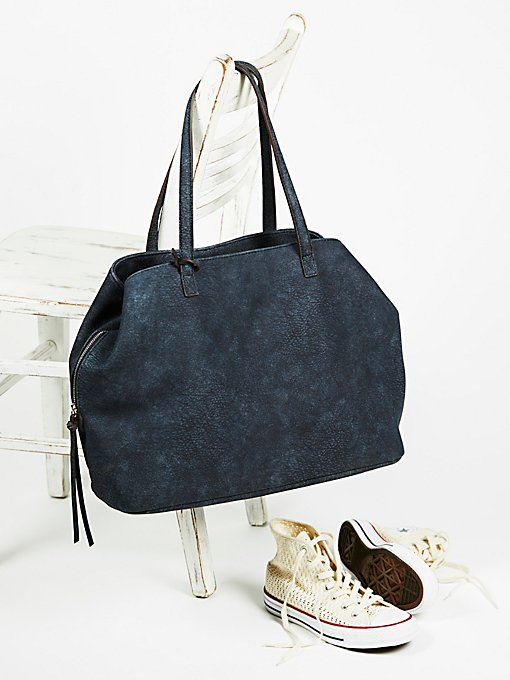 Product Image: Triple Pocket Slouchy Tote