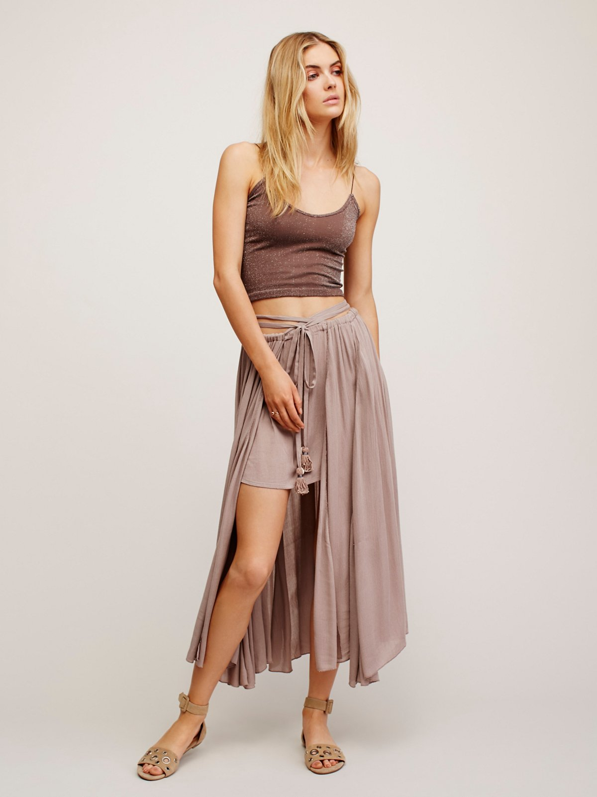 Mad About You Midi Skirt