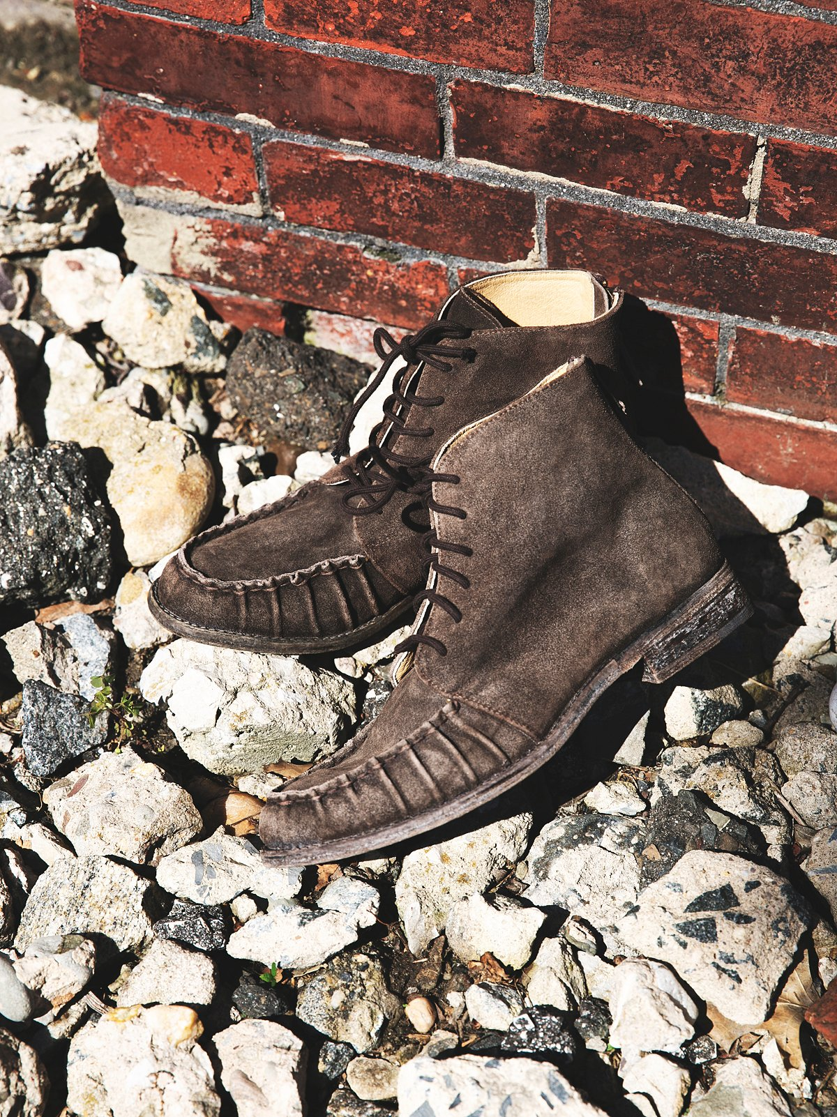 Gavin Lace Up Boot