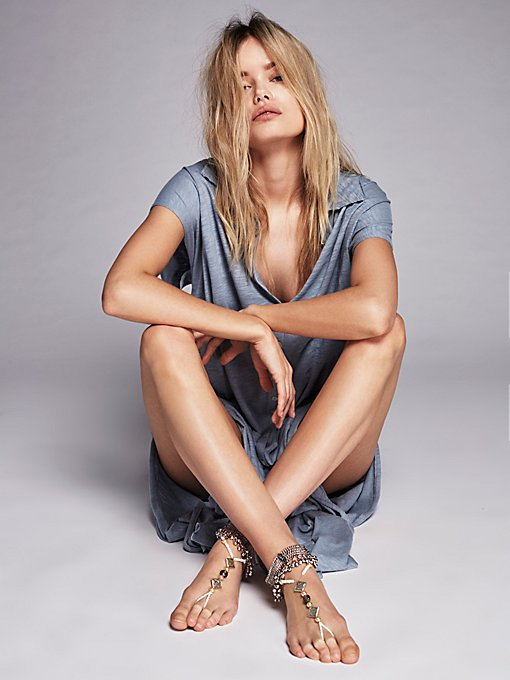 Product Image: Sun & Stars Barefoot Sandal