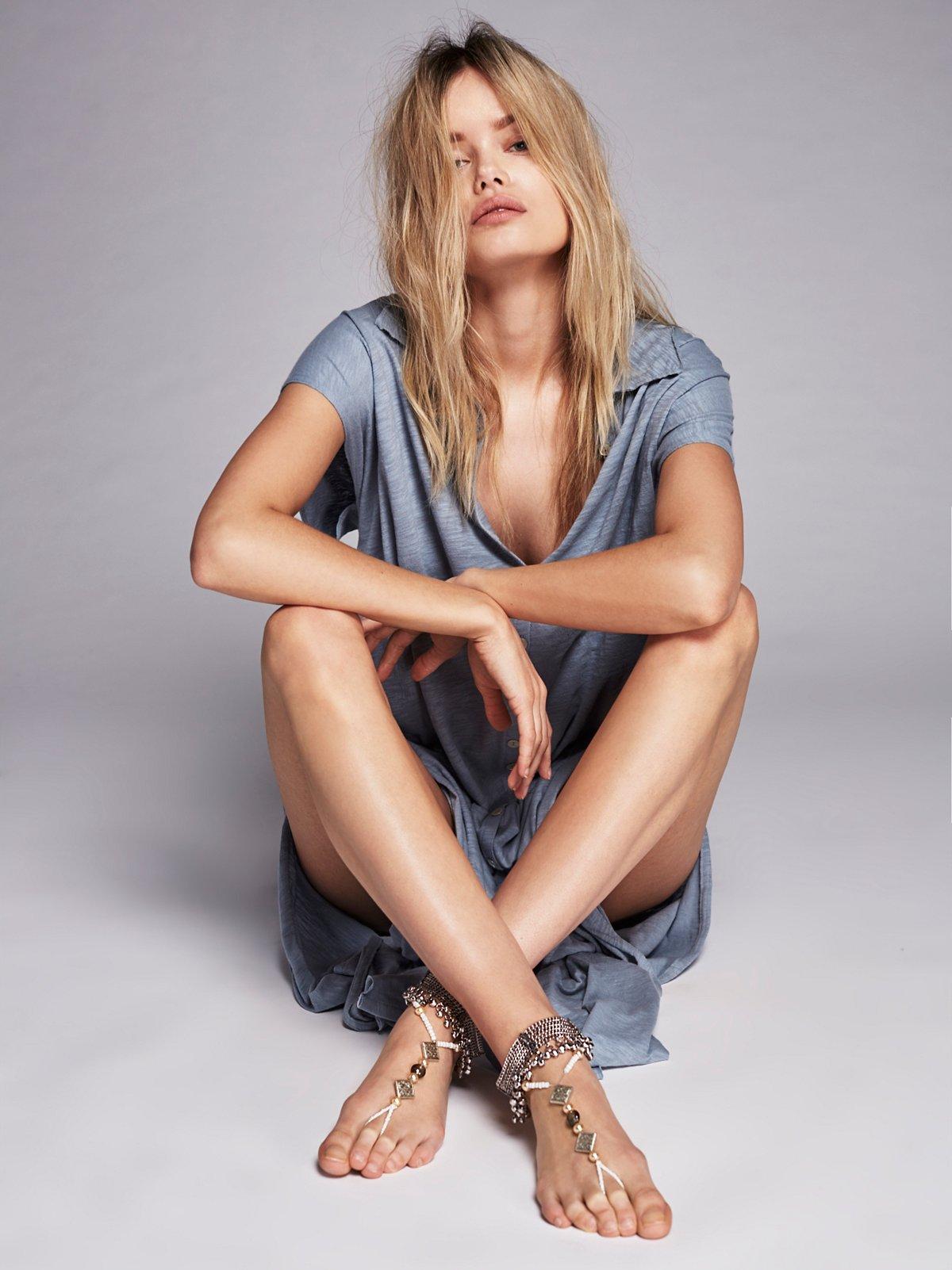 Sun & Stars Barefoot Sandal