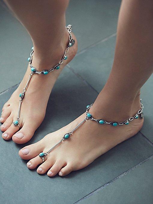 Product Image: Traveler Barefoot Sandals