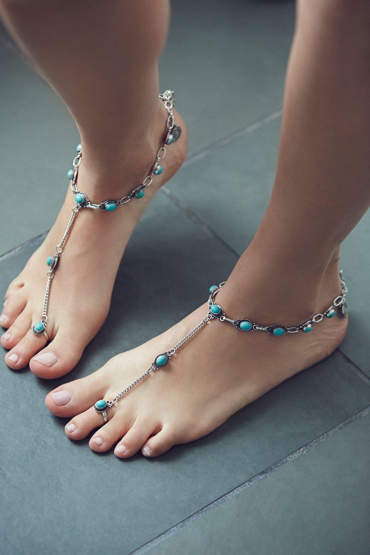 Traveler Barefoot Sandals