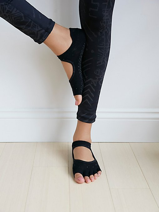 Product Image: Adorned Bellarina Namaste Yoga Sock