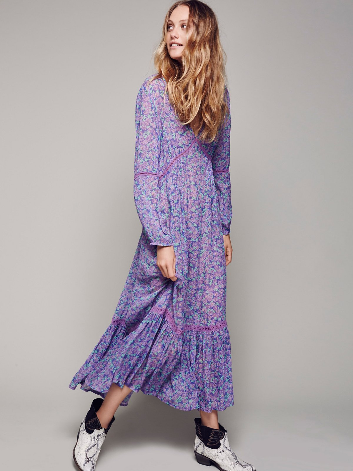 Wildflower Maxi Dress